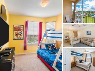 Photo for Next To The Clubhouse & Pool | Charming 3rd Floor Condo,Overlooking a Lake, Pool & Clubhouse