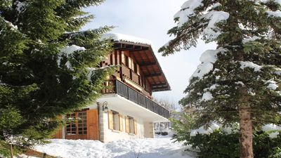 chalet exposition sud