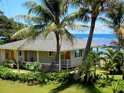 Photo for Aliomanu Sands: 2 BR / 1 BA house in Anahola, Sleeps 4