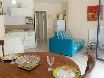 Photo for Apartment Ikusia in Hendaye - 2 persons, 1 bedrooms