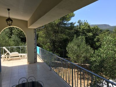 Photo for Cosy Mediterranean Villa By The Seafront
