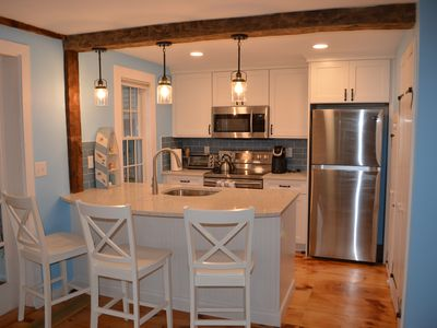 Photo for ** ALL NEW KITCHEN ** PRIVATE BEACH **