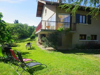 Photo for Gite Le Grand-Serre, 5 bedrooms, 10 persons