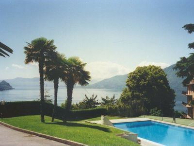 Photo for Amarys 1 with amazing lake view and pool