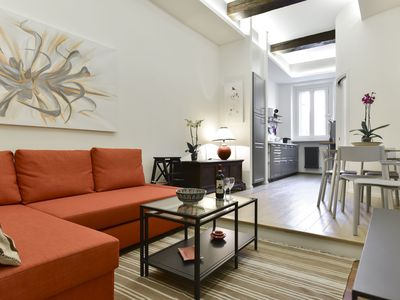 Photo for Campo de 'Fiori Brand New Apartment