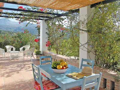 Photo for 3 bedroom Villa, sleeps 6 in Mondrón with Pool and WiFi