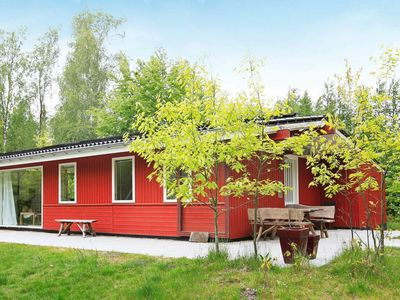 Photo for Cozy Holiday Home in Højslev with Solar Heating