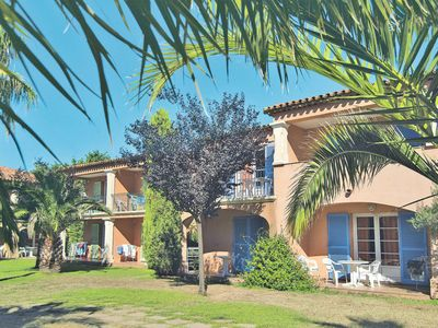 Photo for 2 bedroom Apartment, sleeps 8 in Grimaud with Air Con and WiFi