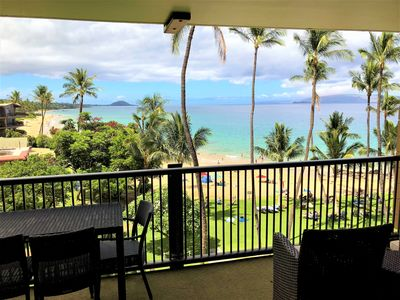 Photo for Completely Renovated Oceanfront 1BD At The Mana Kai Resort
