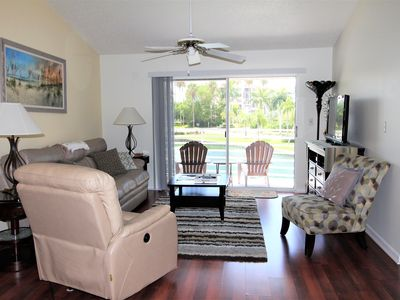 Photo for Isla Del Sol Vista Verde East 2-212 Second Floor Unit WIFI POOL NEW Kitchen!