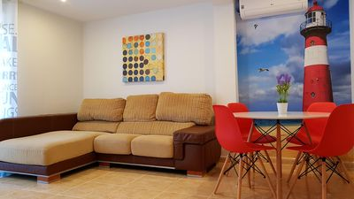 Photo for MARAZUL LIGHTHOUSE APARTMENT FOR 6 PEOPLE