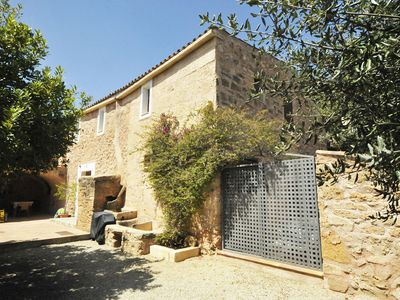 Photo for Vacation home with communal pool and close to the beach – Casa Es Puxet