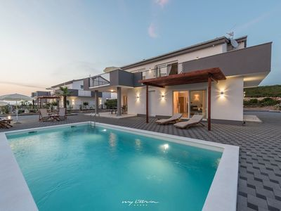 Photo for Villa with private pool near Zadar