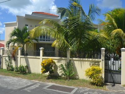 Photo for Trou aux Biches, Villa Aziza - 5 mins from beach Luxury 3 double bedrooms