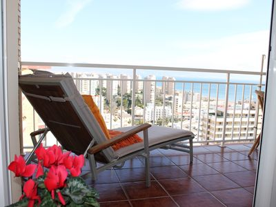 Photo for Centrally located holiday apartment not far from the beach