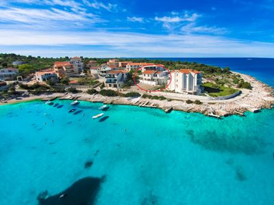Photo for Holiday apartment directly on the sea 10 m