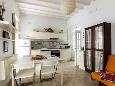 Photo for Alojamientos Cadiz Sol - Beautiful Apartment Close to Beach in City Centre with Balcony & Wi-Fi