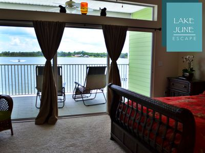 Photo for LAKE JUNE ESCAPE VACATION HOME