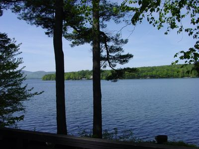 Photo for Winter Harbor, Lake Winnipesaukee, Sleeps 6 w/boat slip for 21'