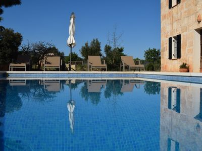 Photo for Punta de Vistalegre is a Villa with a Private Pool in a Very Quiet Rural Setting