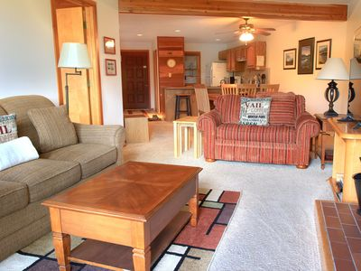 Photo for Cozy, well stocked condo with fantastic views, great clubhouse, and king bed