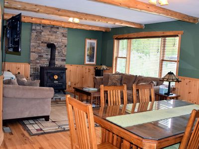 Photo for 4BR House Vacation Rental in Woodgate, New York