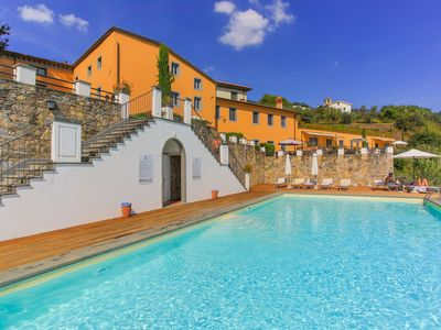Photo for Bellavista 2 Holiday Apartment - Apartment in Villa with pool and beautyfull vew