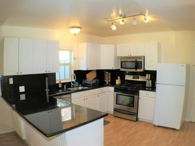 Photo for Just in time for the Holidays Beautiful 2 Bedroom Apartment Near Downtown