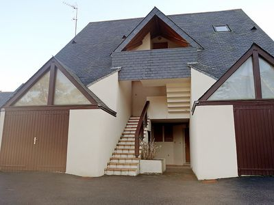 Photo for Apartment 1.2 km from the center of Carnac with Parking, Internet, Balcony (450231)