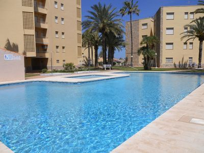 Photo for LOS ANGELES 10-1-3 - Apartment for 7 people in Denia