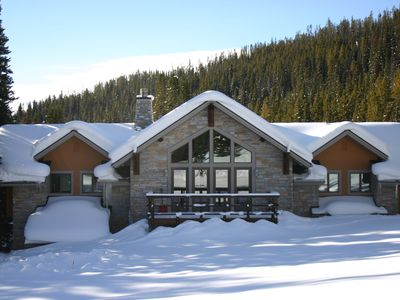 Photo for Creekside Luxury Guest House In Pristine Beehive Basin Minutes from Ski Resort