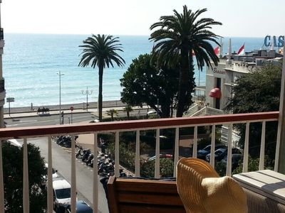 Photo for 3 Bedroom Flat, Beach/Water View in Downtown Menton Next to Casino 915 sqft