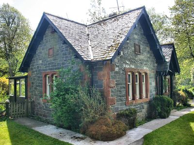 Photo for Detached Victorian Lodge in South West Scotland