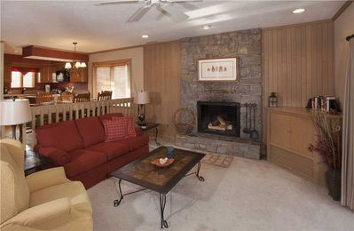 Photo for QUAIL 4 WPM: 2 BR / 2 BA 2 bedroom condo in Blowing Rock, Sleeps 6