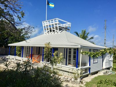 Photo for Pirates Den - 3 bed/1 bath home on a beautiful and quiet island