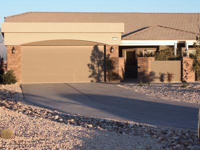 Photo for 4 bedroom/4 bath/8 beds, 3100 Sq. Ft. Townhome On Falcon Ridge Golf Course #18
