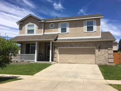 Photo for Charming Family Home in North Colorado Springs Neighborhood