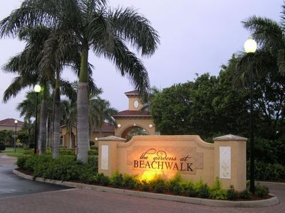 Photo for Gardens at Beachwalk - Beautiful Condo Near Beaches!