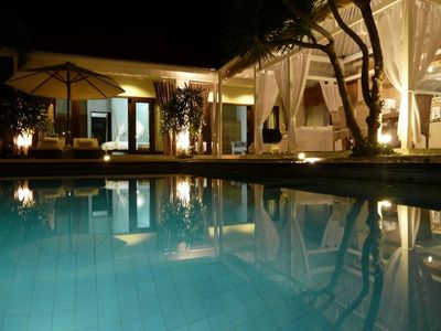 Photo for Seminyak: Pool Villa - 6 pers. - in the heart of Seminyak - very quiet