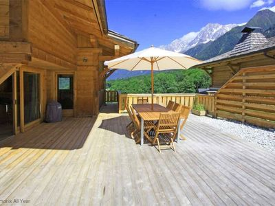 Photo for 4BR Chalet Vacation Rental in Les Houches