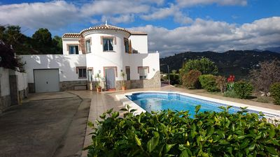 Photo for Holliday Villa for 5 persons with swimming pool and great views
