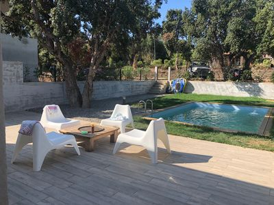 Photo for South Corsica, Villa 6p, swimming pool, beach at 300m