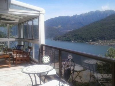 Photo for 1BR Apartment Vacation Rental in Morcote
