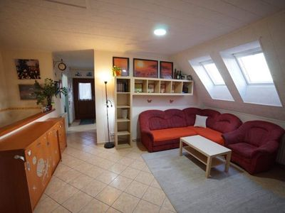 Photo for Apartment Balatonszárszó for 6 - 8 people with 3 bedrooms - Multi-storey apartment / May