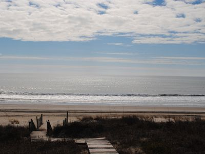 Photo for Beautiful Oceanfront In Middle Of Emerald Isle!