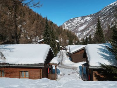 Photo for Vacation home Residenz Edelweiß  in Saas - Balen, Central Valais / Wallis - 4 persons, 1 bedroom