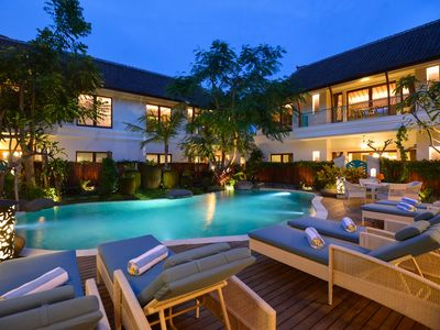 10 Bedroom Private Villa for Large Group in Sanur;