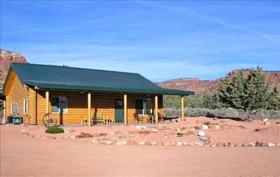 Photo for Goldena's Cabin in Kanab- Great Views, Built in 2012