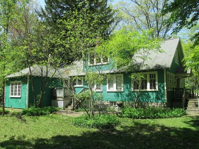 Photo for 5BR Cottage Vacation Rental in Union Pier, Michigan