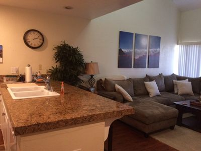 Photo for Great  Condo in Perfect Location 5 minutes drive from downtown!